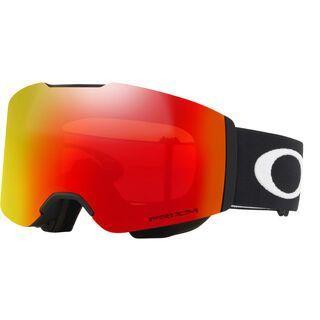 Oakley Fall Line Prizm, matte black/Lens: prizm torch iridium - Skibrille