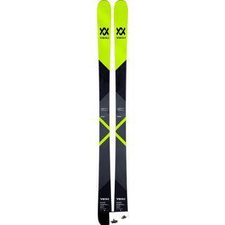 Set: Völkl Revolt 87 2019 + Marker Alpinist 9 Long Travel black/titanium