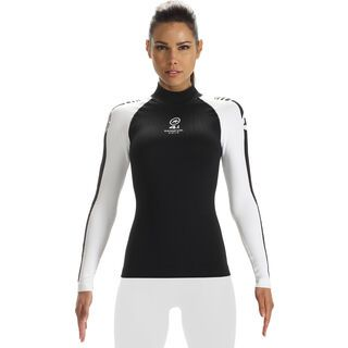 Assos LS.skinFoil winter evo7, block black - Unterhemd