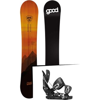 Set: goodboards Flash 2017 + Flow NX2 (1718327S)