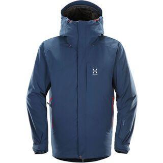 Haglöfs Niva Insulated Jacket Men, blue ink - Skijacke