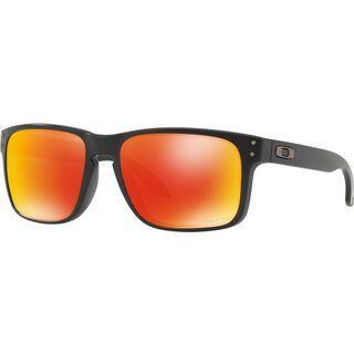 Oakley Holbrook Prizm, matte black - Sonnenbrille
