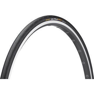 Continental Ultra Sport II Performance - 700C, black - Faltreifen