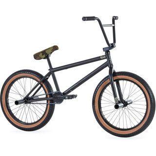 Fiend Type A 2018, matt black - BMX Rad