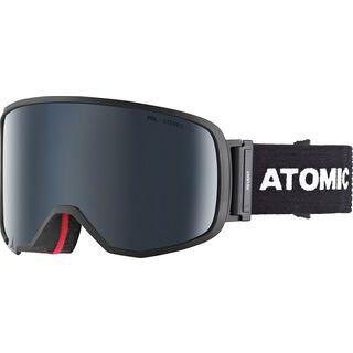 Atomic Revent L FDL Stereo, black/Lens: black - Skibrille
