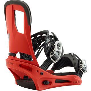 Burton Cartel 2019, red - Snowboardbindung