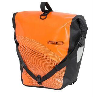 Ortlieb Back-Roller Design Flow, orange-schwarz - Fahrradtasche