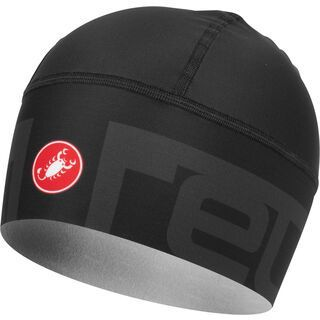Castelli Viva 2 Thermo Skully, light black - Radmütze