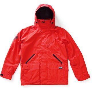 Analog Asset Jacket, Infrared - Snowboardjacke