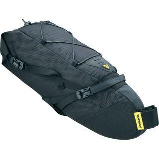 Topeak BackLoader 10 l, black - Satteltasche