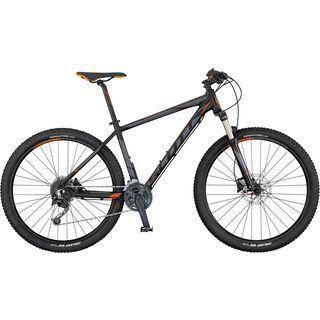 Scott Aspect 930 2017, black/grey/orange - Mountainbike