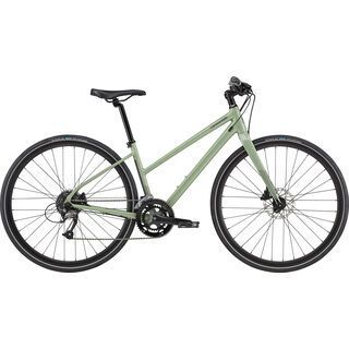 *** 2. Wahl *** Cannondale Quick Women's 3 2020, agave - Fitnessbike | Größe S // 40 cm