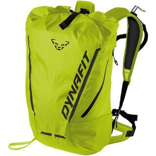 Dynafit Expedition 30 lime punch/black