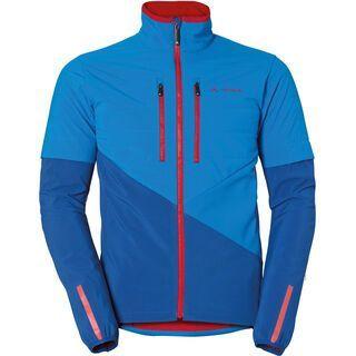 Vaude Men's Primasoft Jacket, hydro blue - Radjacke