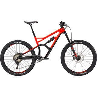Cannondale Jekyll 3 2018, acid red - Mountainbike