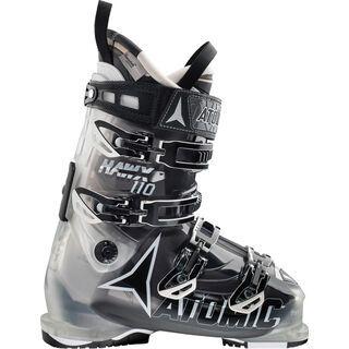 *** 2. Wahl *** Atomic Hawx 110 2016, crystal/black - Skiboots   Größe 28,5 // 45
