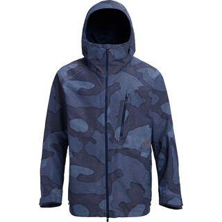 Burton [ak] Gore-Tex Cyclic Jacket, arctic camo - Snowboardjacke