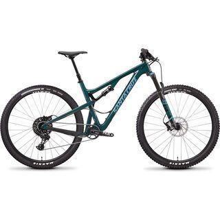Santa Cruz Tallboy C R 2019, green/blue - Mountainbike