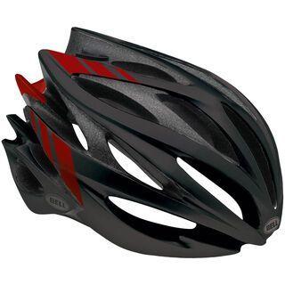 Bell Sweep, black/red race block - Fahrradhelm
