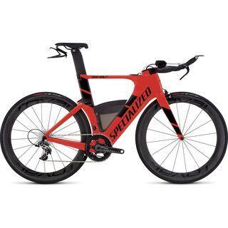 Specialized Shiv Pro Race X1 2016, red/black - Triathlonrad