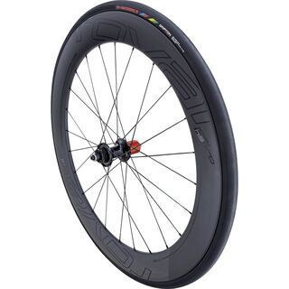 Specialized Roval CLX 64 Disc, satin carbon/gloss black - Hinterrad