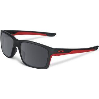 Oakley Mainlink, matte black/Lens: black iridium - Sonnenbrille