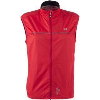 Pearl Izumi Elite Barrier Vest, Red/Black - Radweste