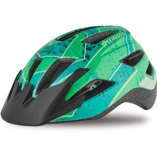 Specialized Shuffle Child LED, mint spiral - Fahrradhelm