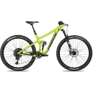 Norco Sight A 1 27.5 2018, green/black - Mountainbike