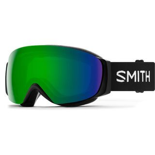 Smith I/O Mag S inkl. WS, black/Lens: cp sun green mirror - Skibrille