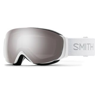 Smith I/O Mag S inkl. WS, white edges/Lens: cp sun platinum mirror - Skibrille