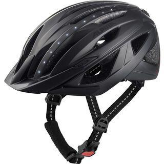 Alpina Haga LED, black matt - Fahrradhelm