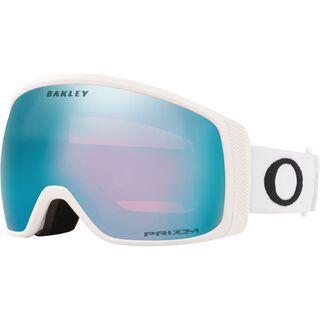 Oakley Flight Tracker XM - Prizm Sapphire Iridium matte white