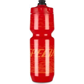 Specialized Purist MoFlo 26 oz, red/orange overrun - Trinkflasche