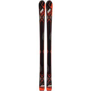 K2 Bolt Jr 2013, black/orange - Ski