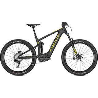 Focus Jam² 9.7 Plus 2019, black/lime - E-Bike