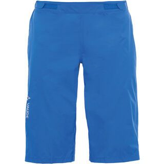 Vaude Men's Tremalzo Rain Shorts, hydro blue - Radhose
