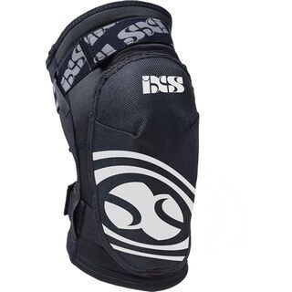 IXS Hack Evo Series Knee Guard, black - Knieschützer