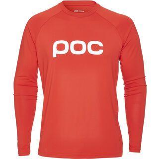 POC Essential Enduro Jersey, prismane red - Radtrikot