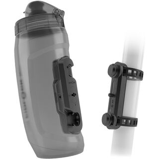 Fidlock Twist Bottle 590 + Uni Base transparent black