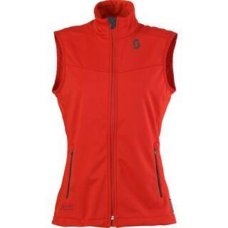 Scott Vest Womens Eleven11, fiery red - Radweste