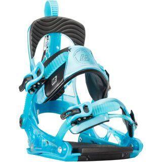 K2 Cinch Tryst 2016, blue - Snowboardbindung