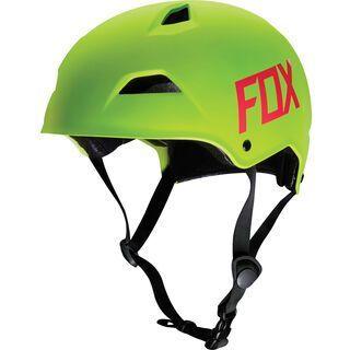 Fox Flight Hardshell Helmet, flow yellow - Fahrradhelm