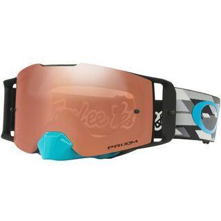 Oakley Front Line MX Troy Lee Designs Series Prizm, Lens: prizm mx black iridium - MX Brille