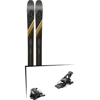Set: K2 SKI Wayback 96 2019 + Tyrolia Attack² 13 GW solid black