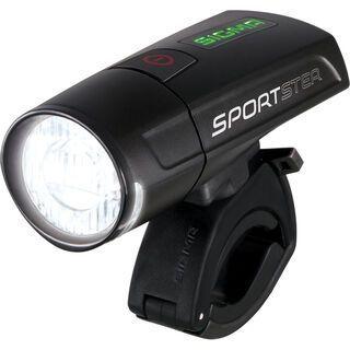 Sigma Sportster, schwarz - Beleuchtung