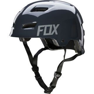 Fox Transition Hardshell Helmet, charcoal - Fahrradhelm