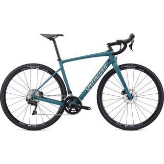 Specialized Diverge Sport 2020, turquoise/white/pearl clean - Gravelbike