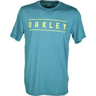 Oakley O-Double Stack Tee, balsam - T-Shirt