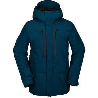 Volcom Ten Gore-Tex Jacket blue